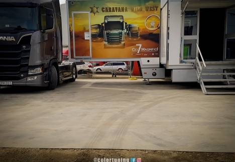 inscriptionare scania